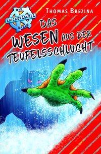 Cover von Das Wesen aus der Teufelsschlucht