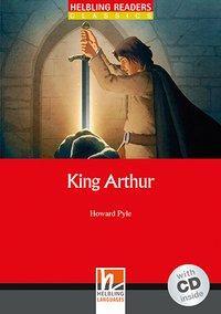 Cover von King Arthur, mit 1 Audio-CD
