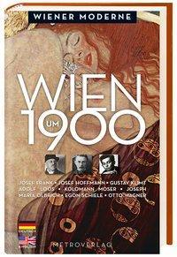 Cover von Wien um 1900