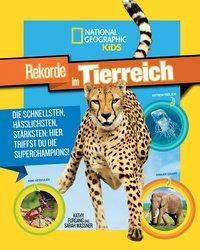 Cover von Rekorde im Tierreich