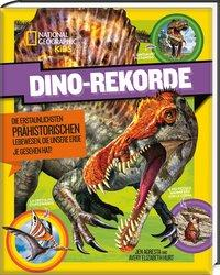Cover von Rekorde im Reich der Dinosaurier