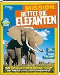 Cover von Mission: Rettet die Elefanten