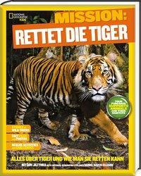 Cover von Mission: Rettet die Tiger