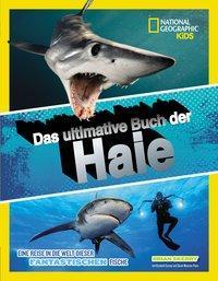 Cover von Das ultimative Buch der Haie