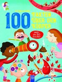 Cover von 100 Fakten über den Körper